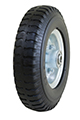 "2.50-4"" Narrow Flat Free Tire"