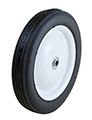 "10 x 1.75"" Semi-Pneumatic Tire"