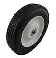 "8 x 1.75"" Centered Rim Semi-Pneumatic Tire"
