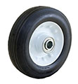 "6 x 2.00"" Semi-Pneumatic Tire"