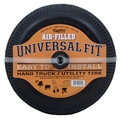 Universal Fit Hand Truck Tire - Pneumatic