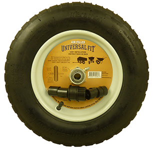 Universal Fit Wheelbarrow Tire - Pneumatic
